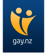 Gay.NZ Logo